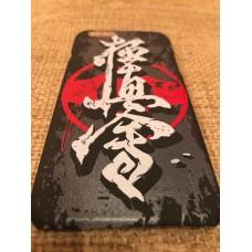 Чехол для телефона с символикой Киокушинкай