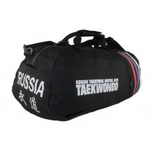 Сумка-рюкзак трансформер KHAN Тхэквондо